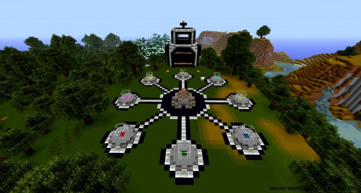 Games Minecraft Map | Best Wallpaper Background