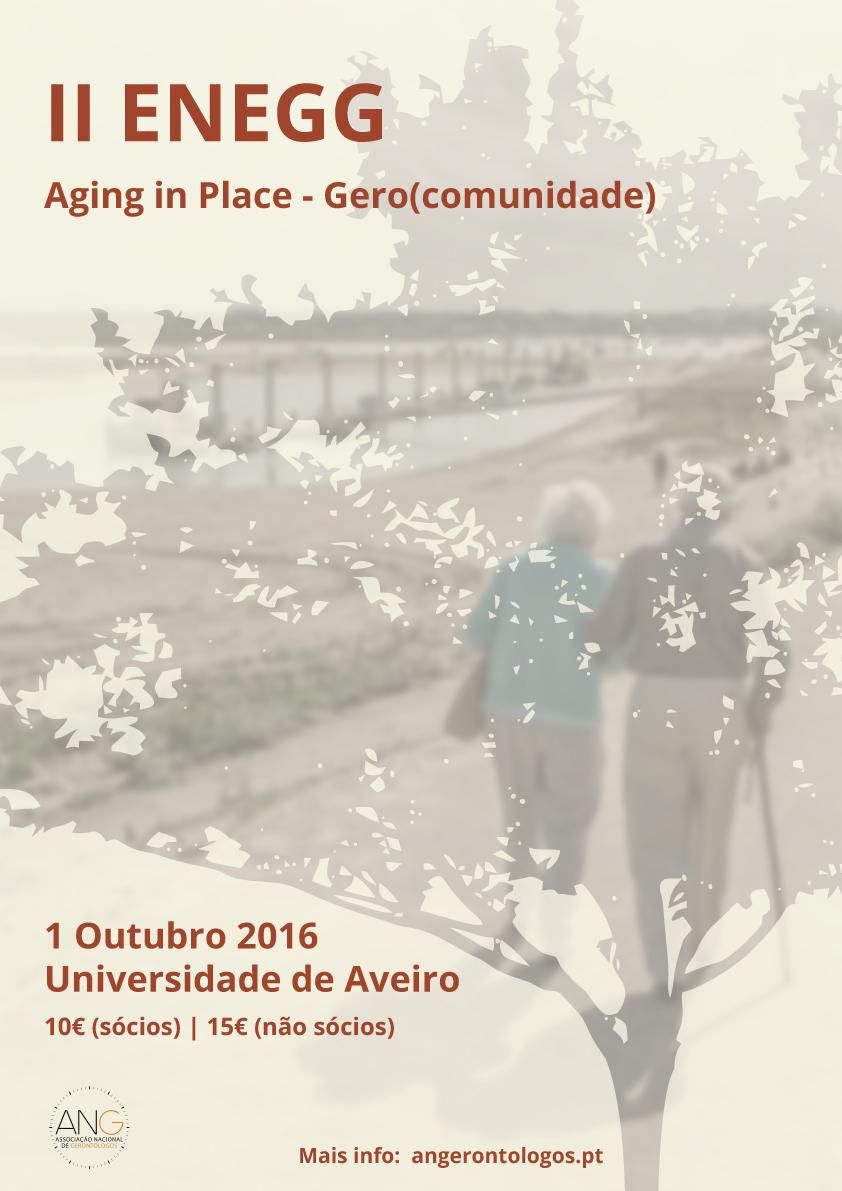 Conferência em Aveiro, Aging in Place-Gero (comunidade)