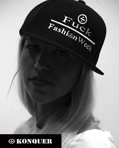 Fashion week snapback