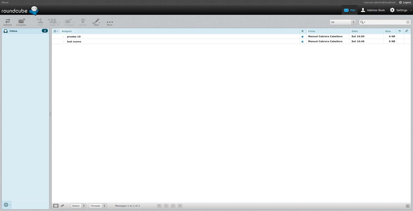 DriveMeca instalando Roundcube en un servidor Linux Centos 7 paso a paso