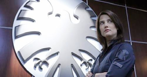 Cobie Smulders in AGENTS OF SHIELD, Delivering MCU Movie Nuggets