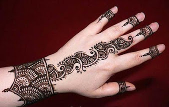 #19 Mehndi Designs Wallpaper