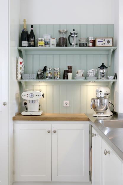 Una bonita casa nordica a beautifull nordic house - Baldas para cocina ...