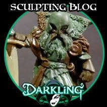 My sculpting blog