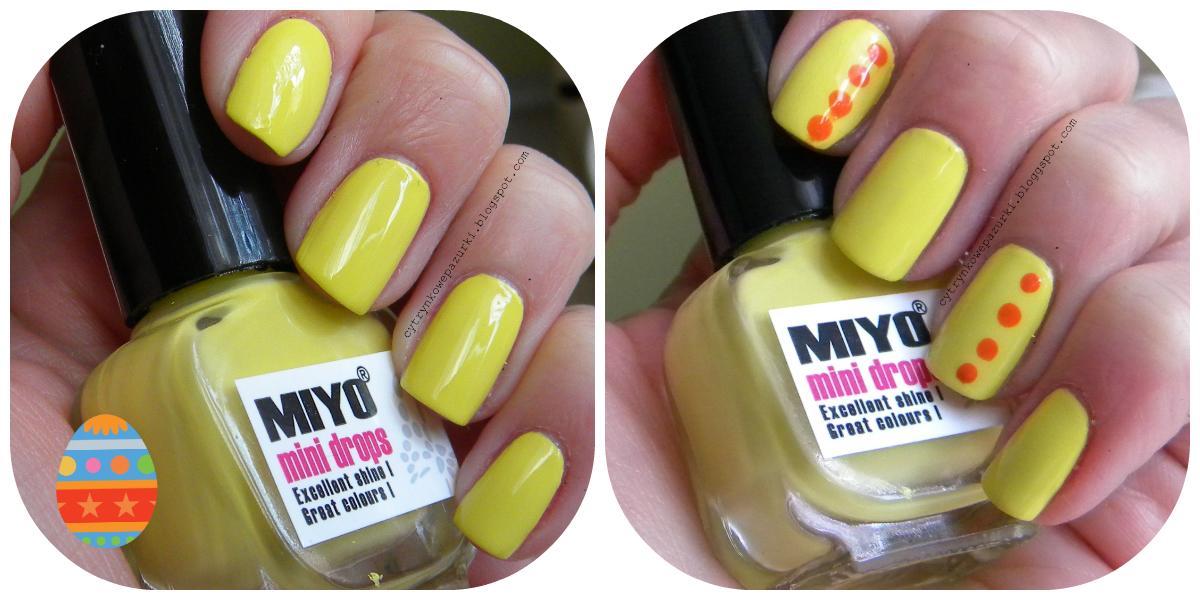 Poniedziałki z Miyo Mini Drops Jonquil 159