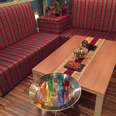 Venture & Roam: Ramadan Decorations for Iftar in Dubai