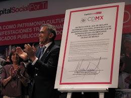 """""""LOS MERCADOS PÚBLICOS DE LA CIUDAD DE MÉXICO HACIENDO HISTORIA"""""""