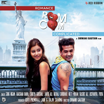 Pehla Varsad Song Lyrics | Romance Complicated (2016)