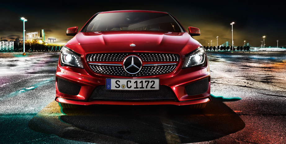 Leith inc the all new 2014 cla for How do you spell mercedes benz