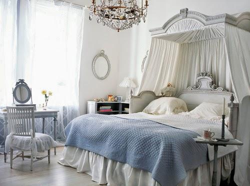 Habitacion Matrimonial Decoradas ~ Decoraci?n de dormitorio estilo Shabby Chic  Dormitorios colores y