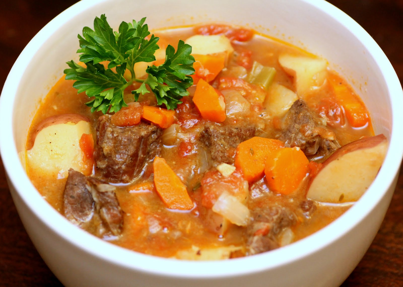 Recipe Snobs: Beef Stew