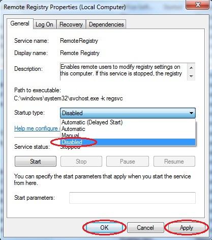 Cara Menonaktifkan Layanan/Services Yang Tidak Dibutuhkan (Disable Unneeded Services)