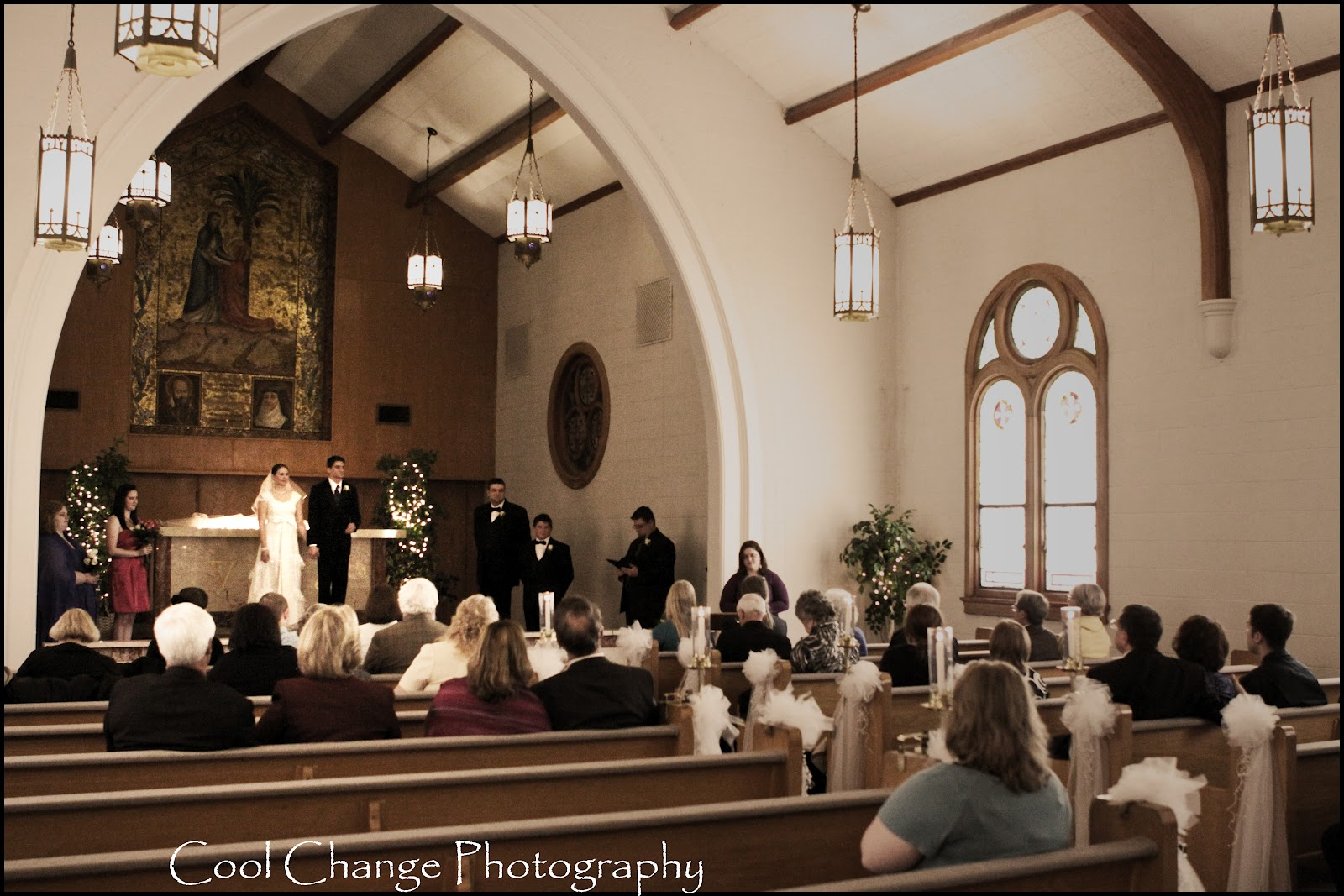 Branson mo chapel wedding