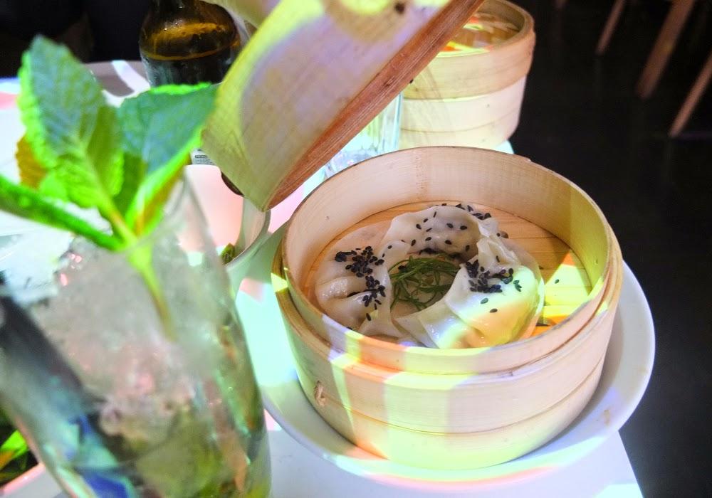 Inamo, Soho (The Interactive Restaurant!)
