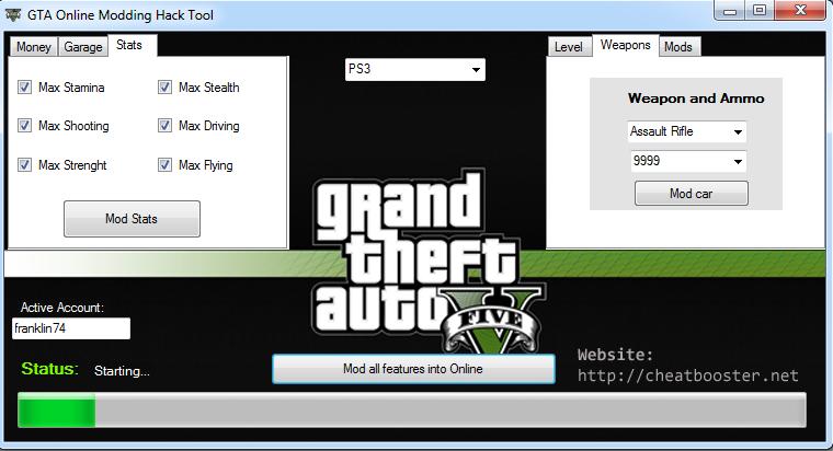 GTA 5 Hack