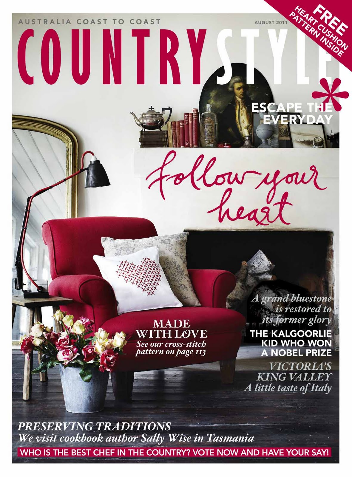 Actually Amy Closed Review Giveaway Country Style Magazine