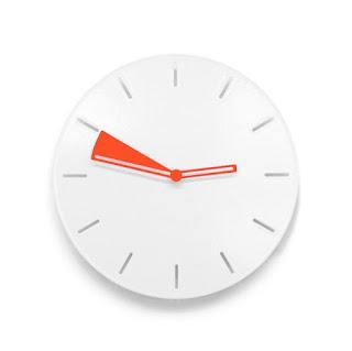 3en+ デザイン時計 3分前行動