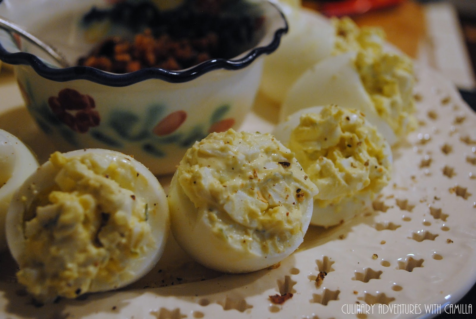 24 Creative Deviled Egg Recipes #SundaySupper