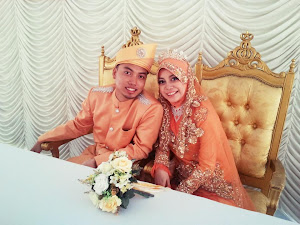 husband and wife:)
