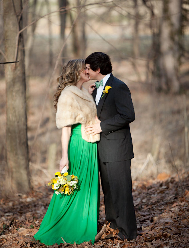 Emerald Green 2014 Color Of The Year The Ultimate Wedding Guide