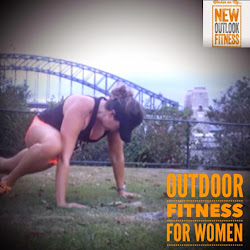Outdoor Fitness Training For Women