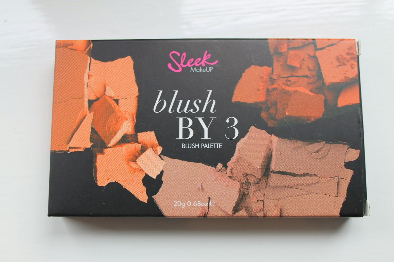 Sleek Blush By 3 in Lace
