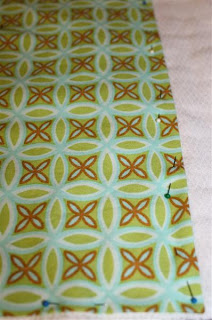 Easy Burp Cloth Tutorial