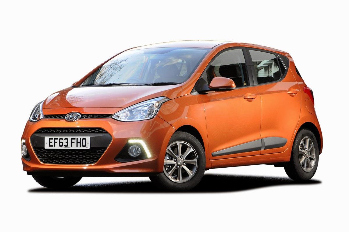Offerta Hyundai i10 marzo 2015