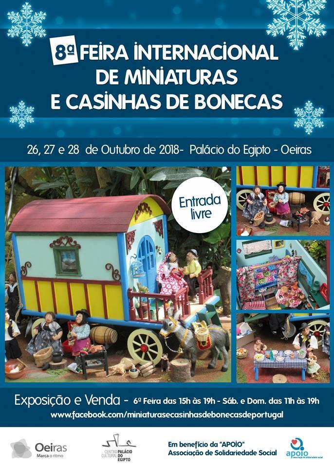 8ª Feira Internacional de Miniaturas e