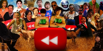 Los listados de los más escuchado en Youtube en 2013