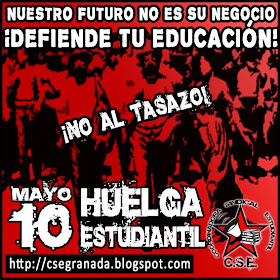 10 de Mayo: Huelga de Estudiantes