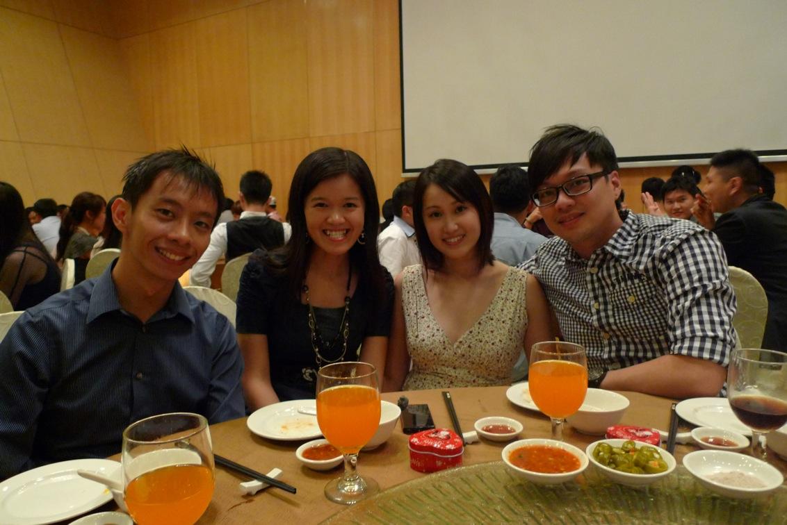 In this world Shiyis Wedding at Bliss Garden Restaurant