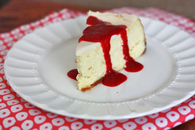 New York Style Cheese Cake recipe