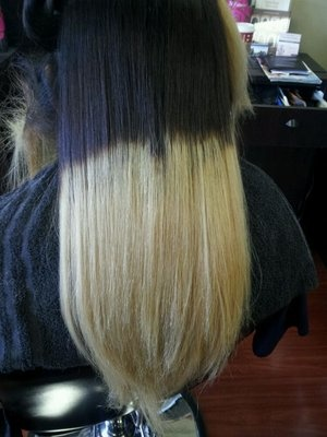 Ombre Hair Epic Fails