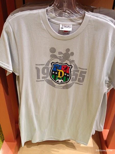 Disneyland Soccer Shirt