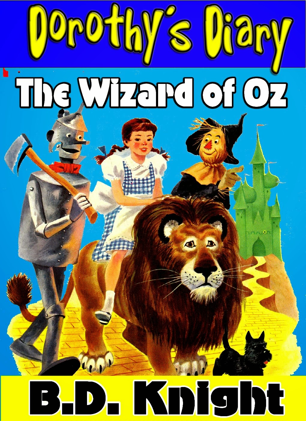 Wizard of Oz - Comics Inside