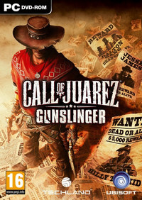 Call of Juarez: Gunslinger-Black Box Pc Game