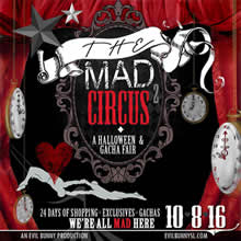The Mad Circus 2 (An Evil Bunny Production)