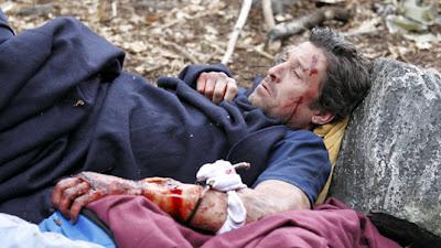 Accidente de avión que ocurrió en el último episodio de la Temporada 8