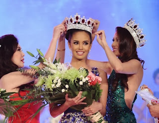 Congratulations to Ms. Megan Young, Miss World 2013