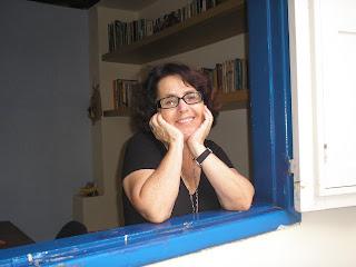 Stella Maris Rezenda, autora de As gêmeas da família