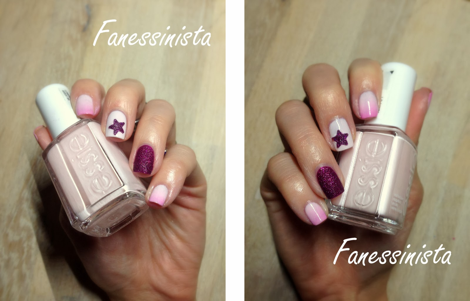 Gradient Nails mit essie