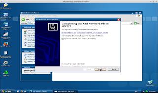network location windows xp