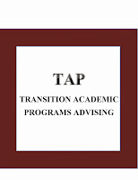 Transition Academic Programs Advising - General Studies