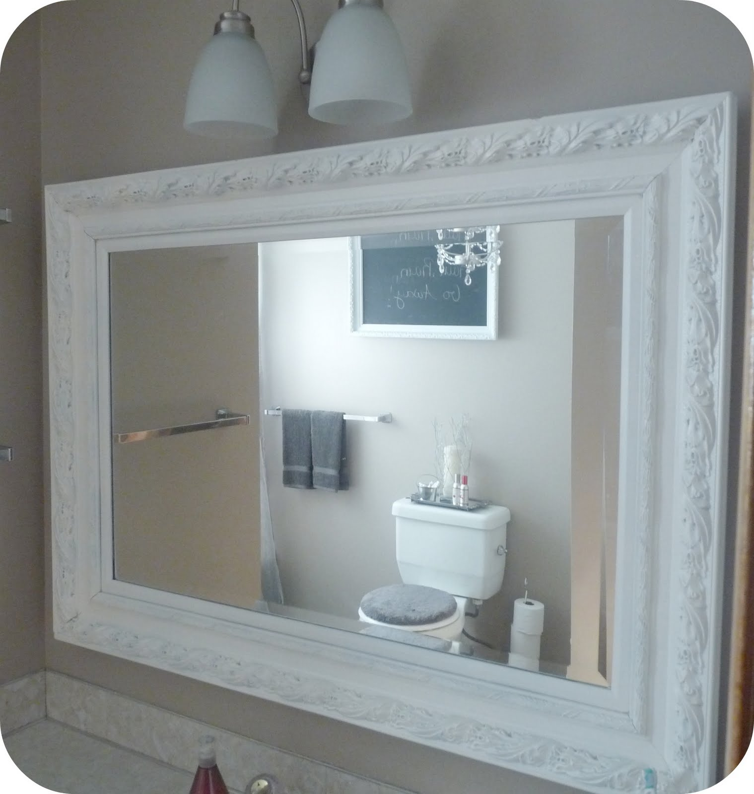 Beach Themed Bathroom Mirrors submited images