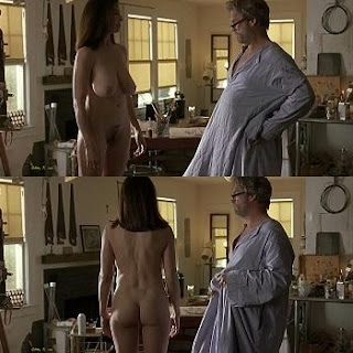 Door Floor Mimi Rogers in the Nude
