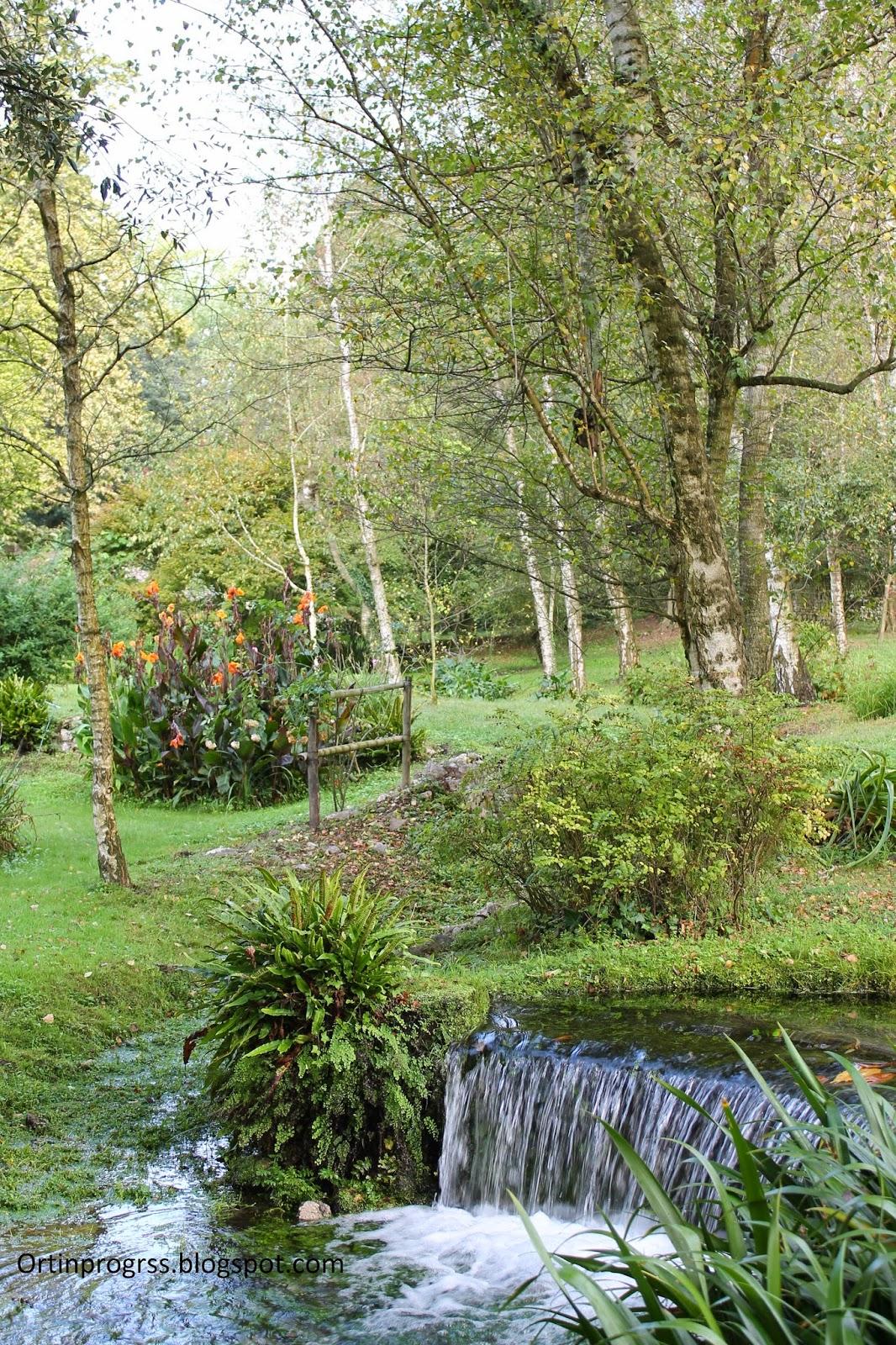 Orti in progress i giardini di ninfa - I giardini di ninfa ...