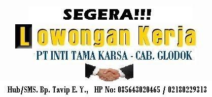 PT Inti Tama Karsa adalah Perusahaan Multi Bisnis yang sedang ...