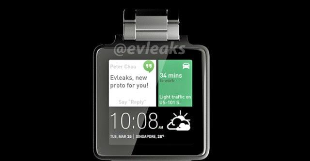 HTC sẽ không có smartwatch cho đến hết năm nay