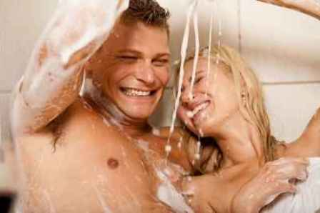 how to make love in the shower